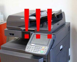 Netzwerkdrucker Risiken